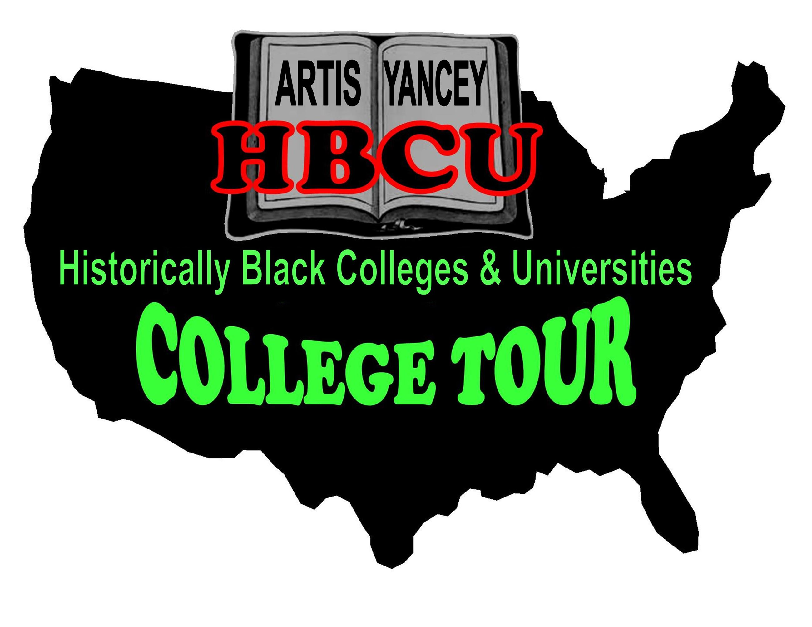 HBCU LOGO REVISED W ARTIS