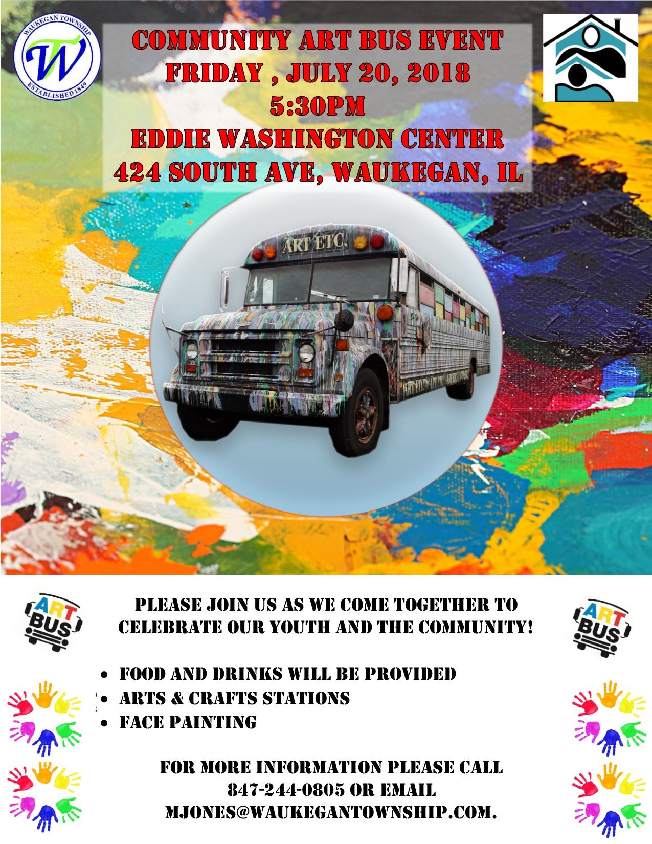 Art Bus july 2018 event revised