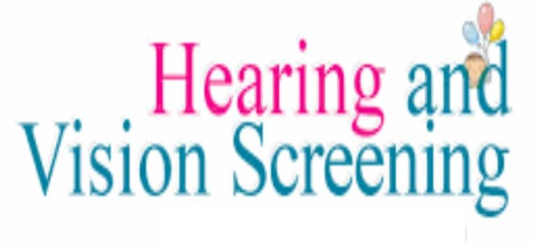 Hearing and Vision Testing Web